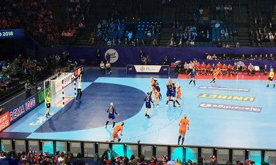 Match pour la 3ème place entre les Pays-Bas et la Roumanie