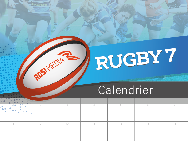 Calendrier Des Series 2020.World Rugby 7s Series Le Calendrier 2019 2020 Rosi Media