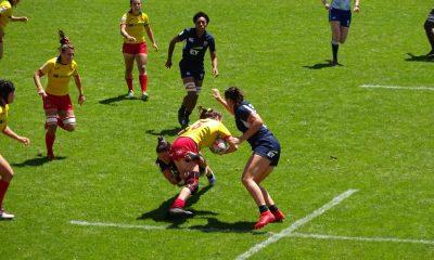 Biarritz 7 - World Rugby 7 series : Demi-Finale 1 Espagne - États-Unis