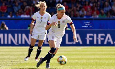 Coupe du Monde 2019 : rencontre 🇺🇸 États-Unis - 🇨🇱 Chili au Parc des Princes