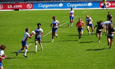 2019 Biarritz 7 - World Rugby 7 series : France - Chine