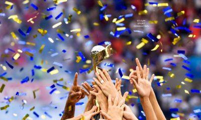 Finale de la Coupe du Monde 2019