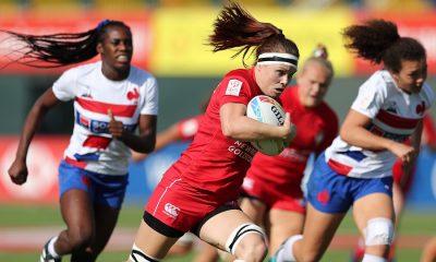 Emirates Airline Dubai Rugby Sevens 2019 - Femmes