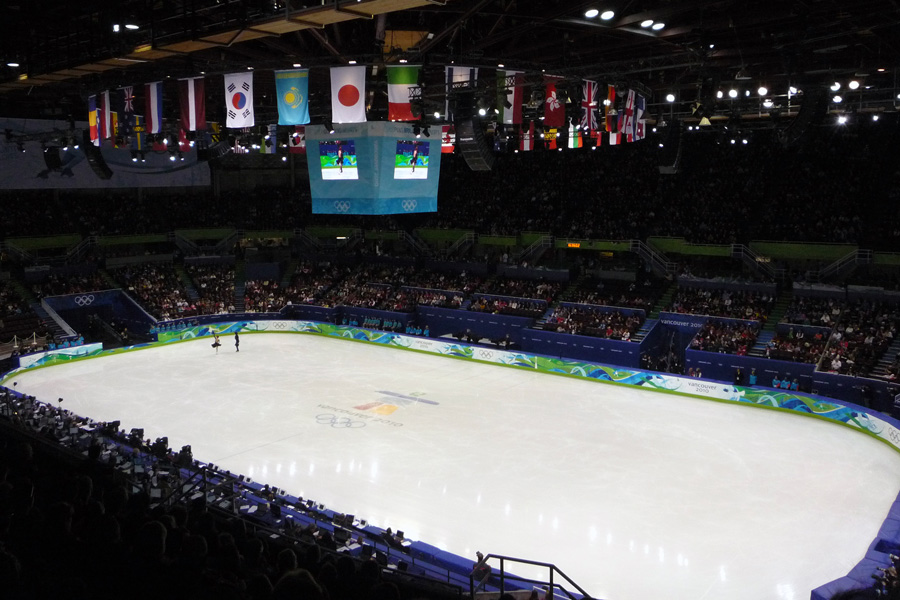 Jeux Olympiques de Vancouver 2010 - Patinage artistique - Danse sur glace