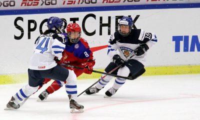 Match pour la médaille de bronze Finlande - Russie 4.4.2015 Championnat du monde de hockey sur glace 2015
