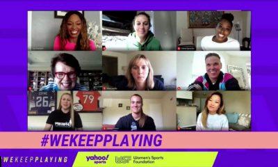 #WeKeepPlaying - Billie Jean King
