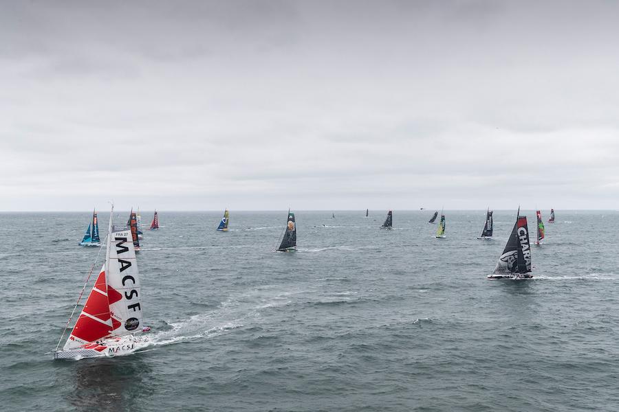 4 juillet 2020 - Les Sables d'Olonne - Départ de la Vendée - Arctique - Les Sables