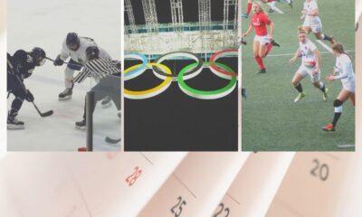 Les grands évènements sportifs de 2021!