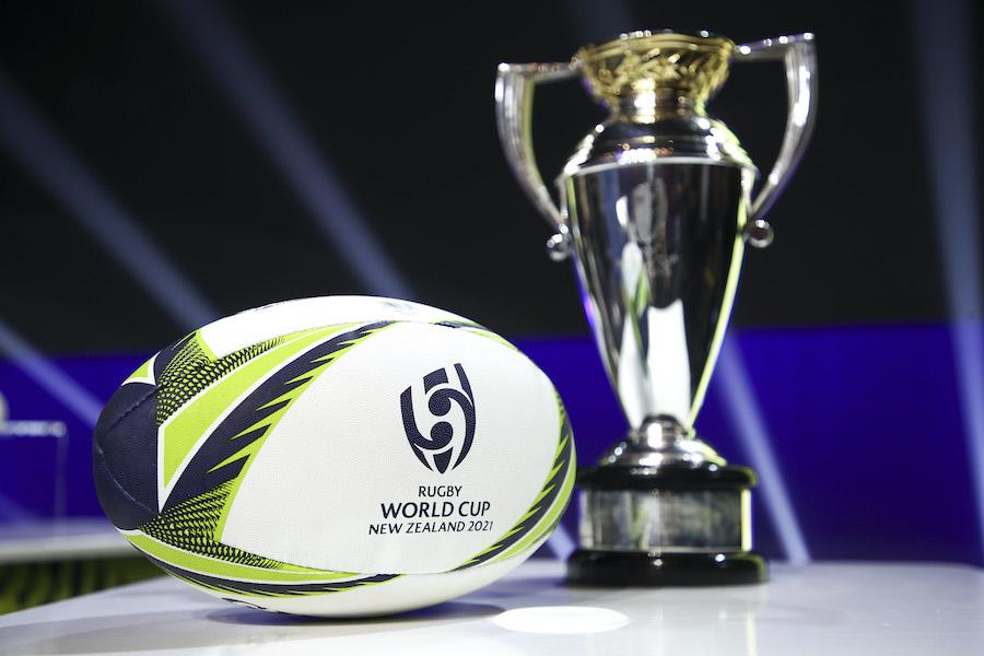La Coupe du Monde de rugby et le ballon