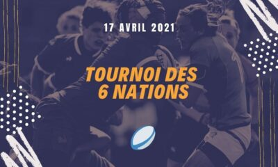 Tournoi des 6 nations 2021
